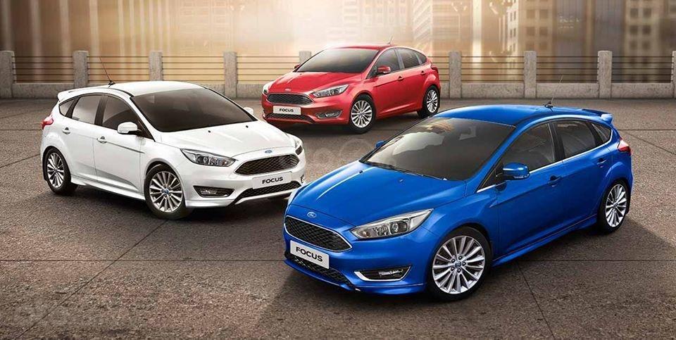 Giá xe Ford Focus 2019, siêu cạnh tranh (5)