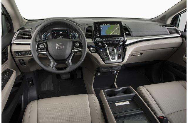 Các mẫu xe có nội thất đẹp nhất năm 2019.