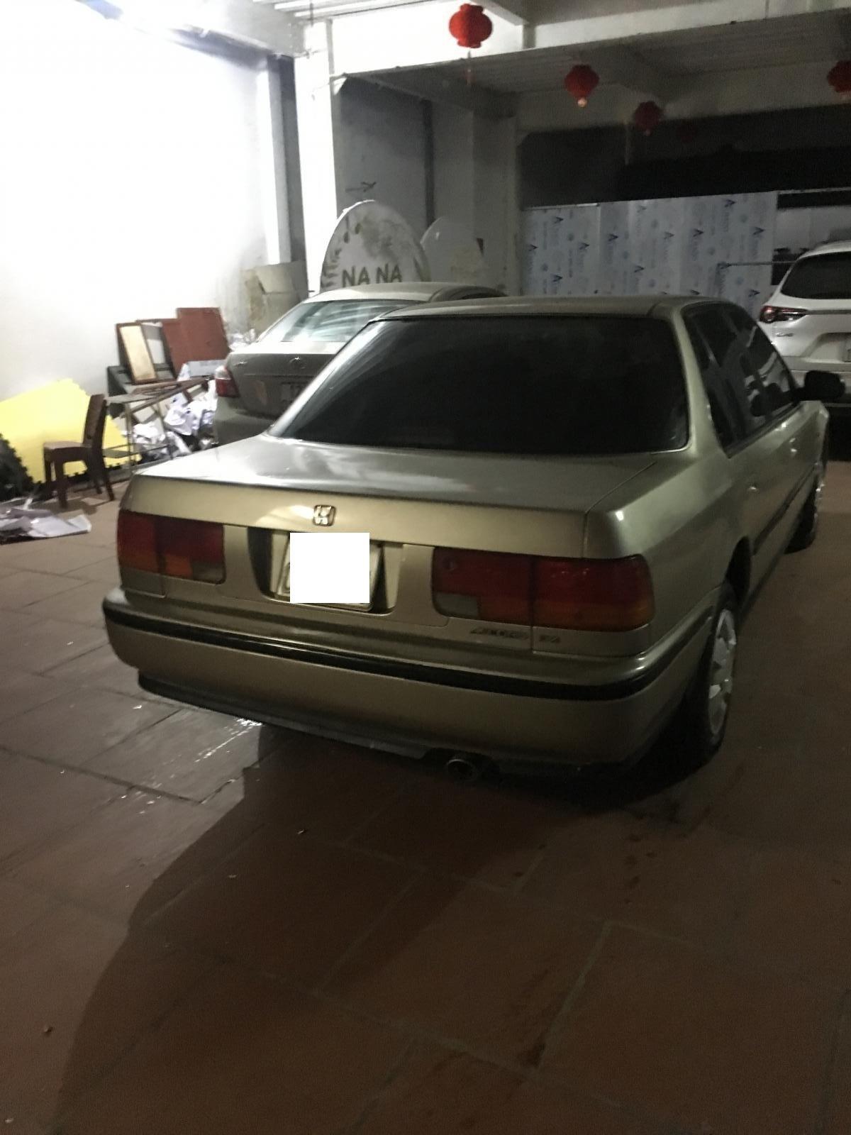 Bán xe Honda Accord LX sản xuất 1988, màu kem (be), nhập khẩu (3)