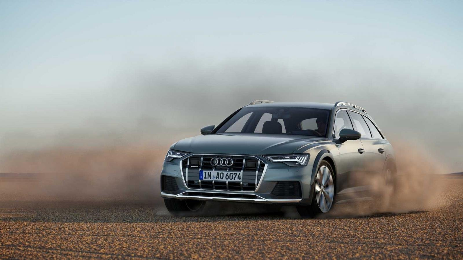 Audi A6 Allroad 2020 sẽ ra mắt mùa hè năm 2020.