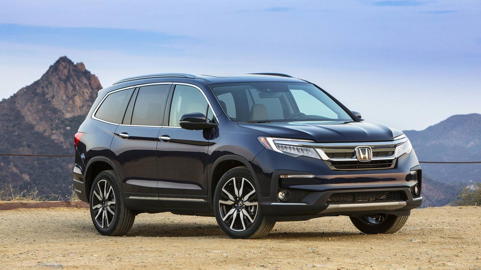 """Những mẫu xe SUV gia đình """"đáng mua nhất"""" vào năm 2020 /"""
