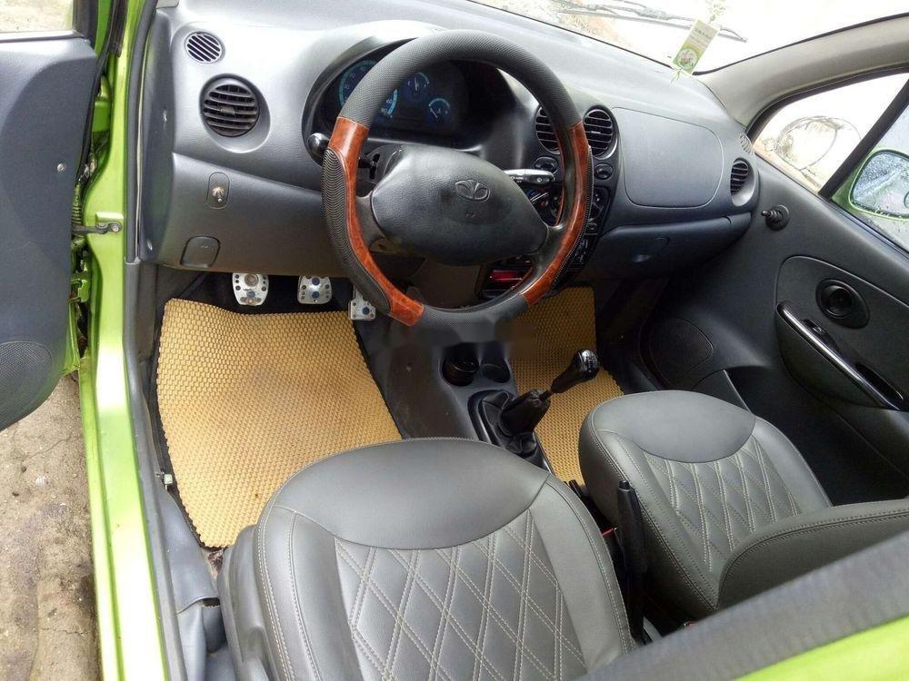 Bán Daewoo Matiz SE sản xuất 2008, màu cốm (5)