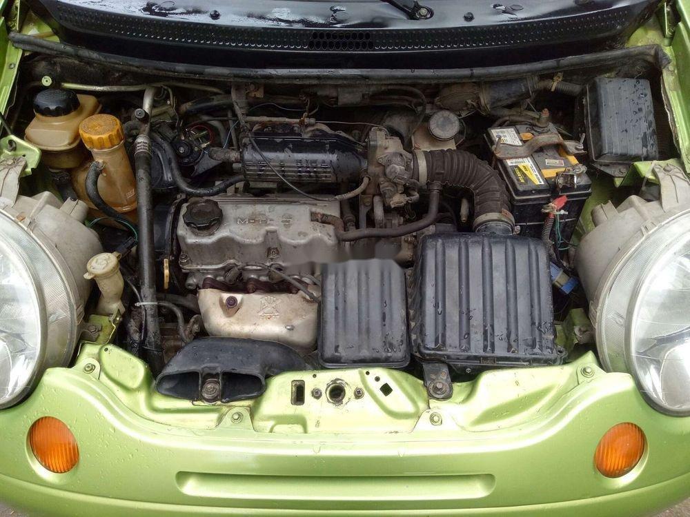 Bán Daewoo Matiz SE sản xuất 2008, màu cốm (3)