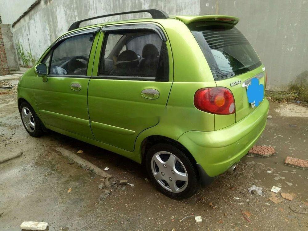 Bán Daewoo Matiz SE sản xuất 2008, màu cốm (2)