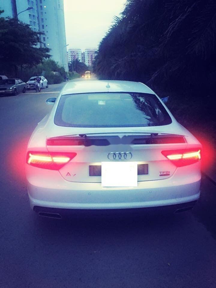 Bán xế hộp Audi A7 3.0 TFSI đời 2016, màu trắng, nhập khẩu (2)