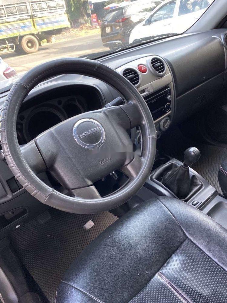 Cần bán Isuzu Dmax sản xuất 2008, màu bạc, xe nhập  (4)