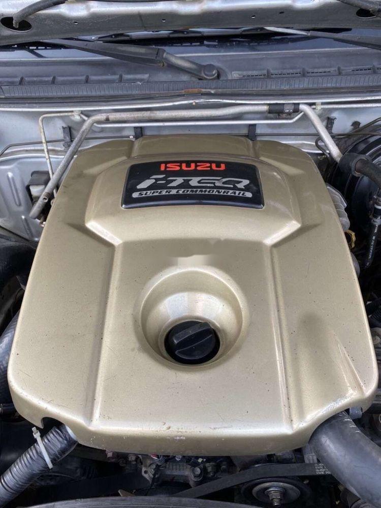 Cần bán Isuzu Dmax sản xuất 2008, màu bạc, xe nhập  (2)