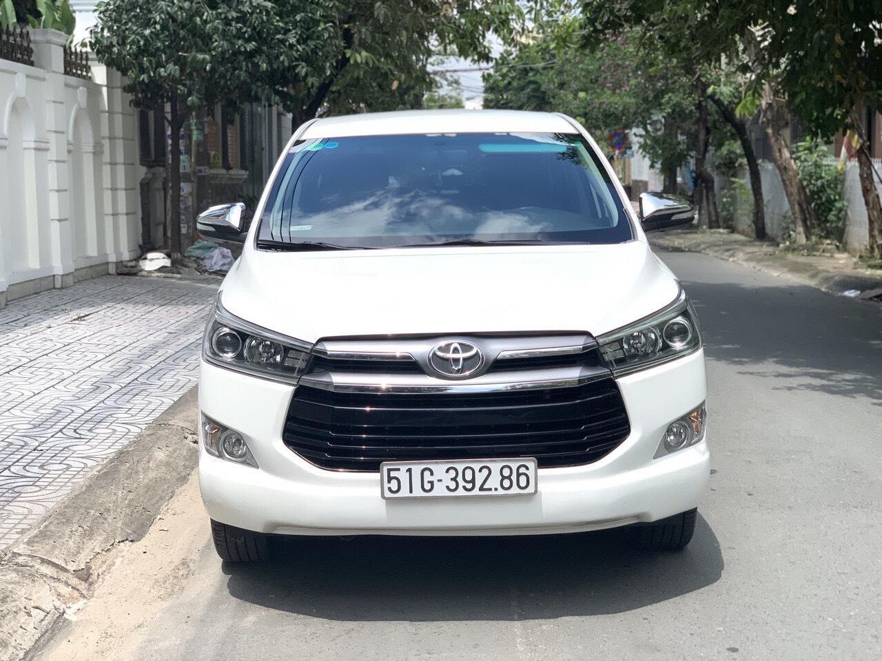 Bán Innova 2.0V sản xuất 2017, xe đẹp đi đúng 30.000km, bao kiểm tra tại hãng Toyota (1)