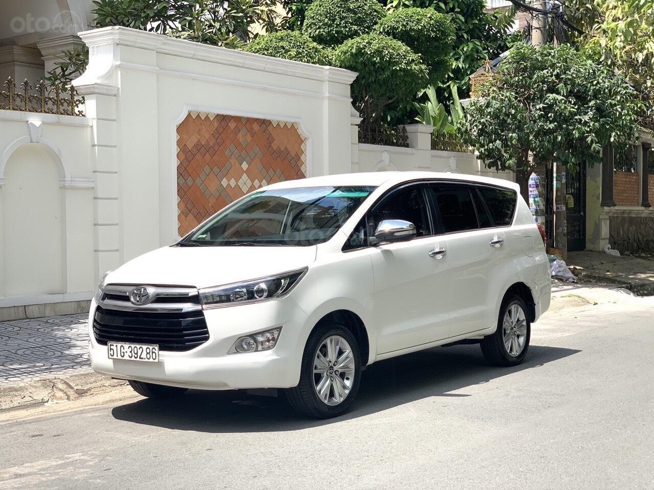 Bán Innova 2.0V sản xuất 2017, xe đẹp đi đúng 30.000km, bao kiểm tra tại hãng Toyota (3)