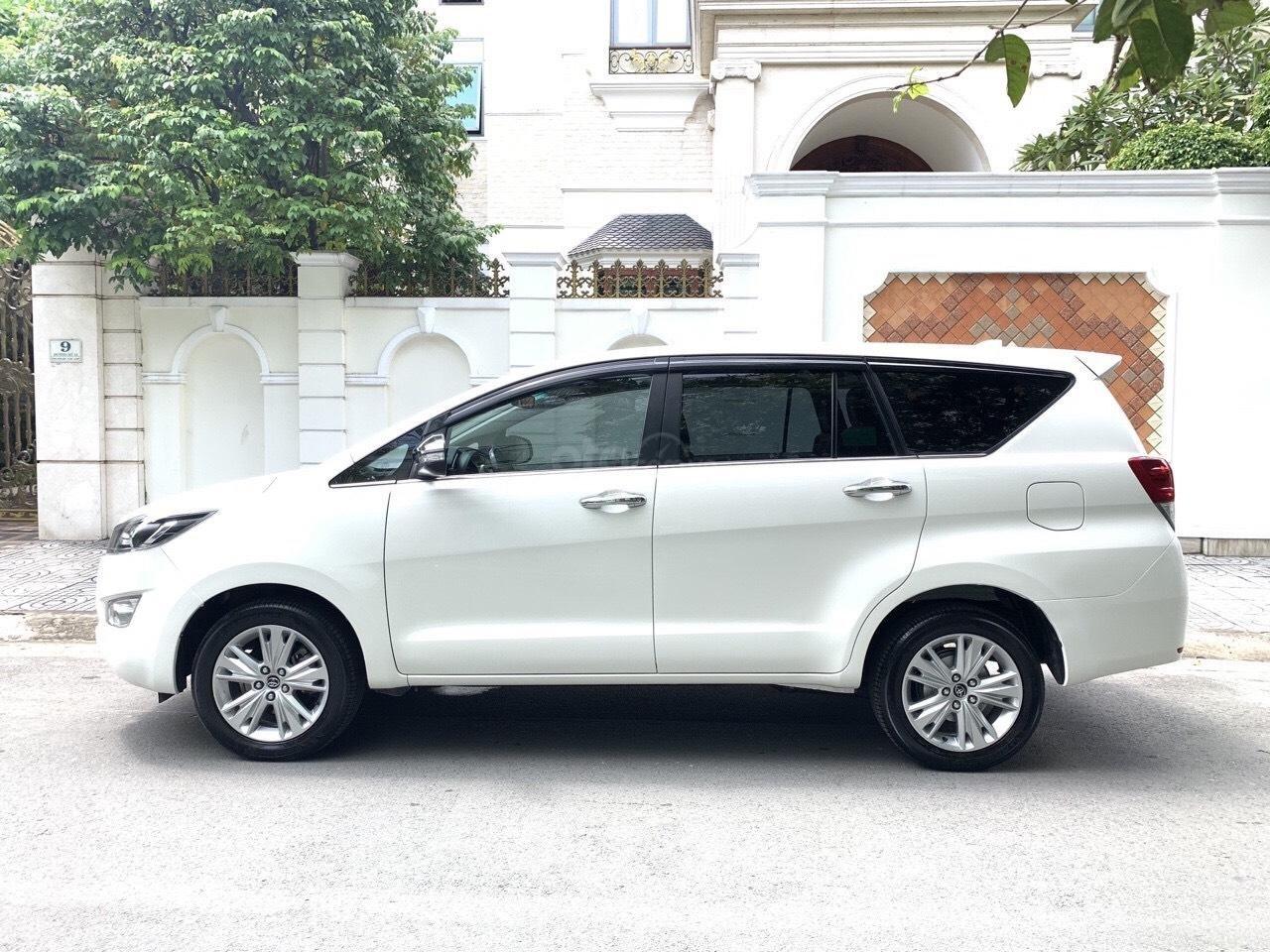 Bán Innova 2.0V sản xuất 2017, xe đẹp đi đúng 30.000km, bao kiểm tra tại hãng Toyota (7)