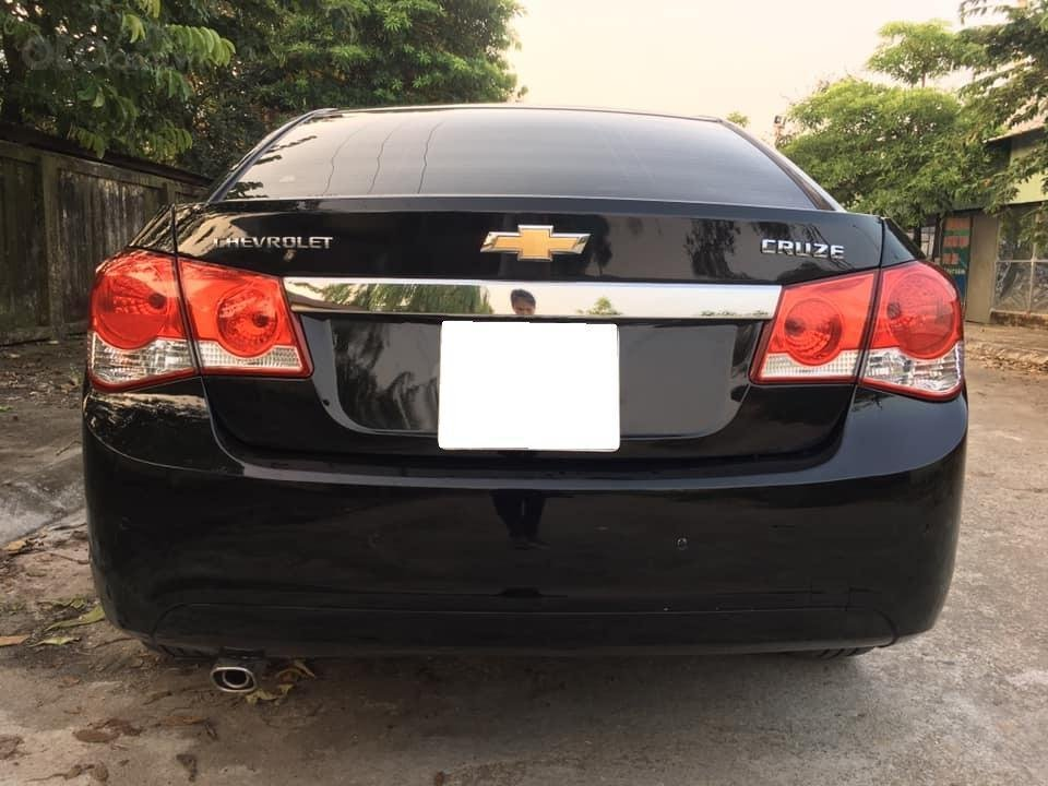 Cần bán xe Cruze, sản xuất 2013, số sàn, màu đen (1)