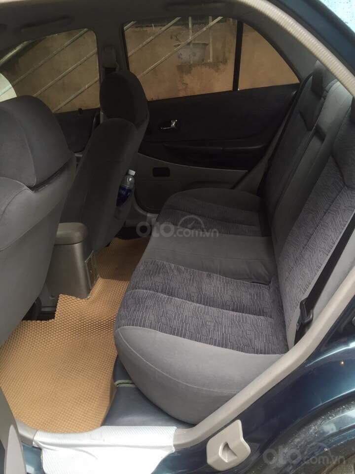 Cần bán xe Ford Laser 2002, số sàn, màu xanh (4)