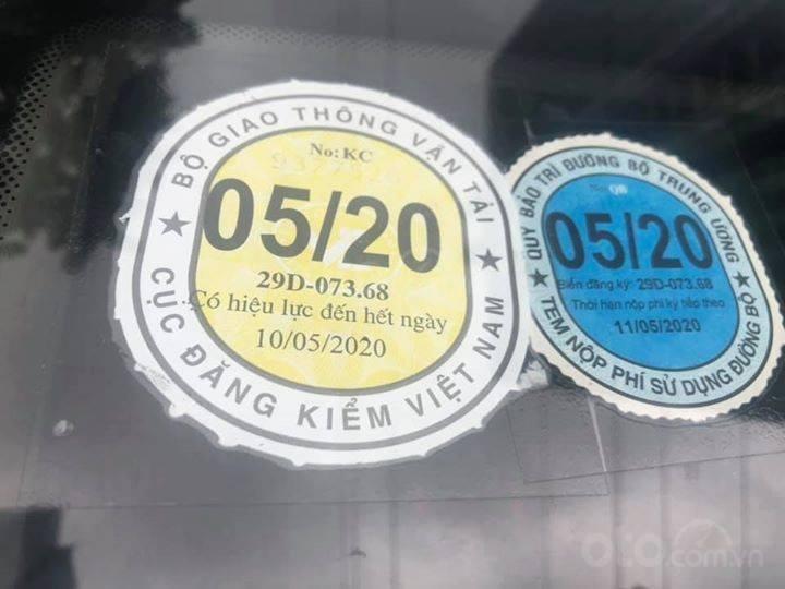Bán xe Kia Morning Van 2015, màu trắng, nhập khẩu (9)