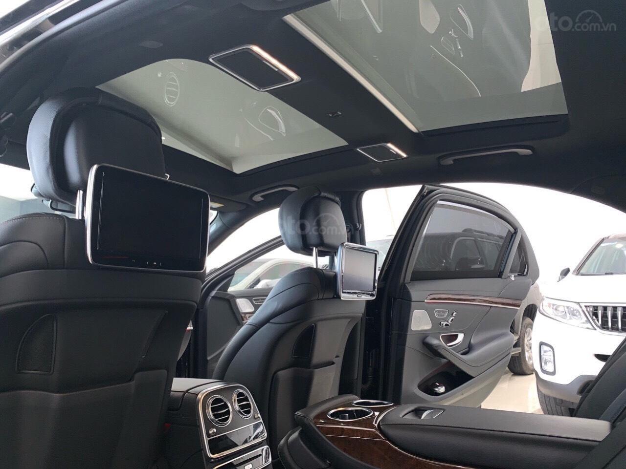 Bán Mercedes S400 2016, màu đen (9)