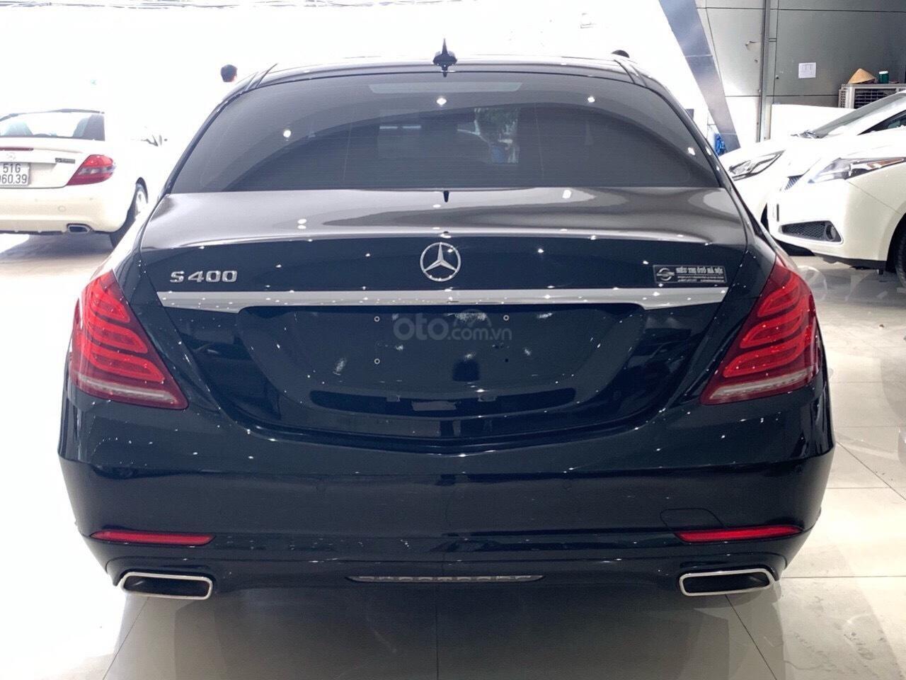 Bán Mercedes S400 2016, màu đen (4)