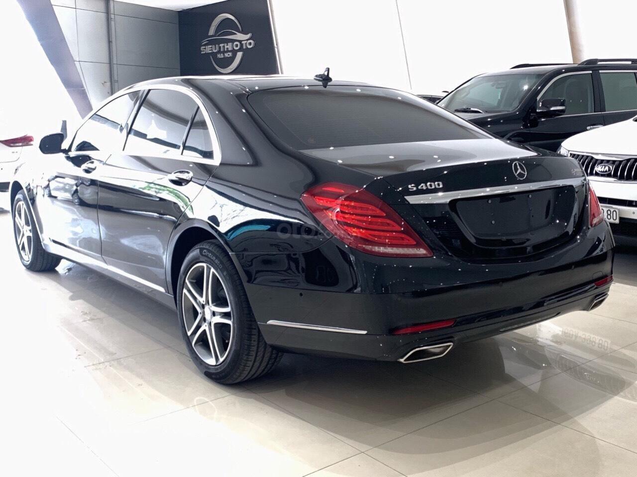 Bán Mercedes S400 2016, màu đen (3)
