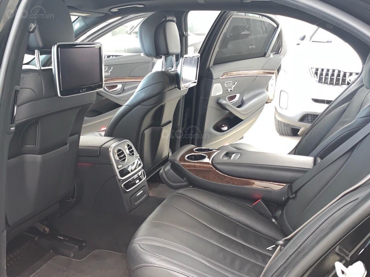 Bán Mercedes S400 2016, màu đen (10)