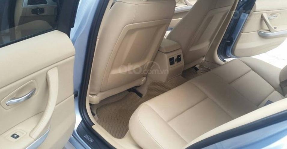 Cần bán xe Bmw 320i, sản xuất 2010, số tự động, màu xanh đá (4)
