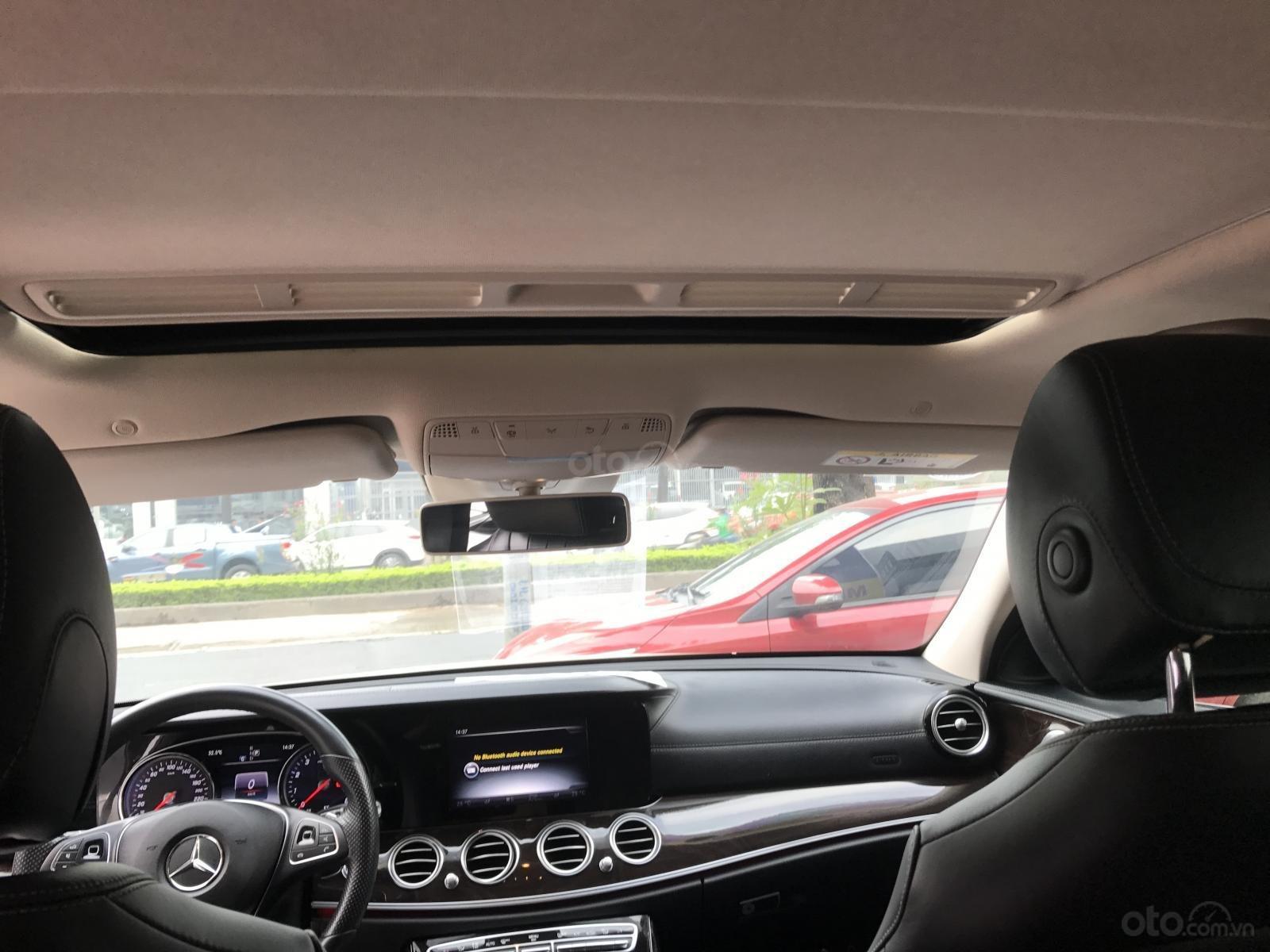 Bán xe Mercedes E250 đời 2017, màu trắng (6)