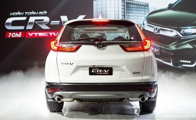 Bán Honda CRV 2019 có sẵn giao ngay, khuyến mãi cực lớn (3)