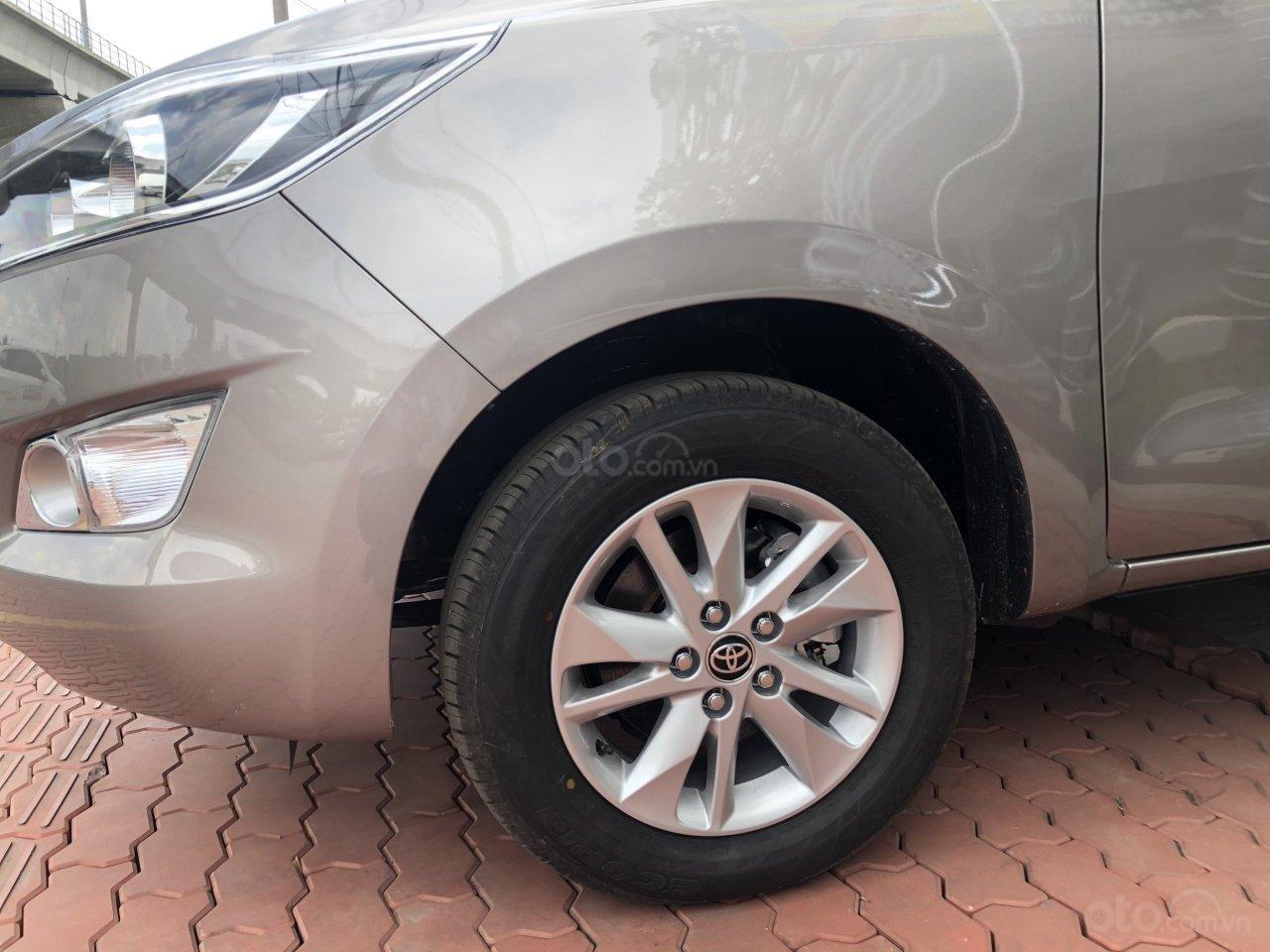 Mua xe Toyota Innova 2019 LÃI SUẤT 0% (4)