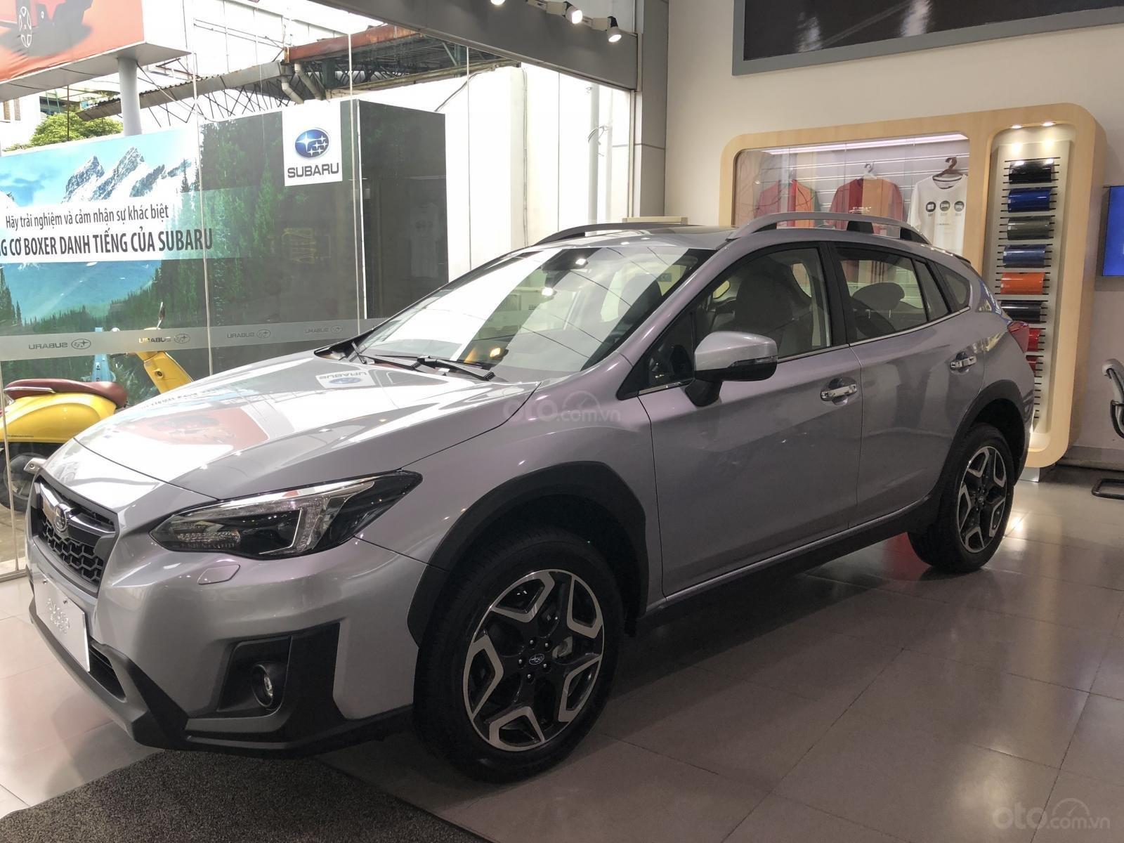 Bán Subaru XV model 2019 Eyesight bạc xe giao ngay, KM lên đến 185tr gọi 093.22222.30 Ms. Loan (8)