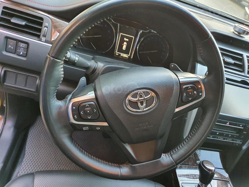 Bán xe Toyota Camry 2.5 Q - 2017 (5)