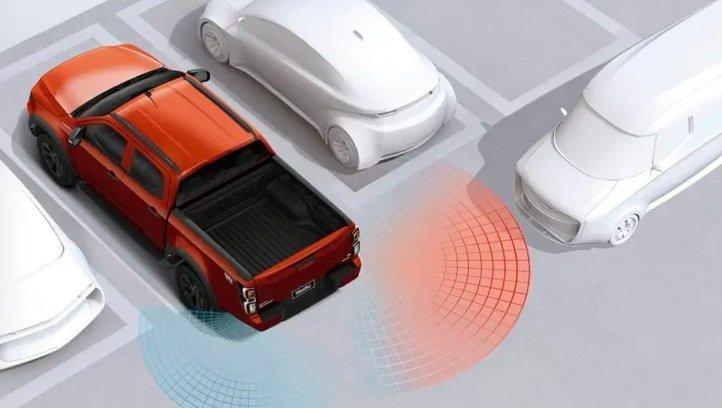 Đánh giá xe Isuzu D-Max 2020 về công nghệ an toàn.