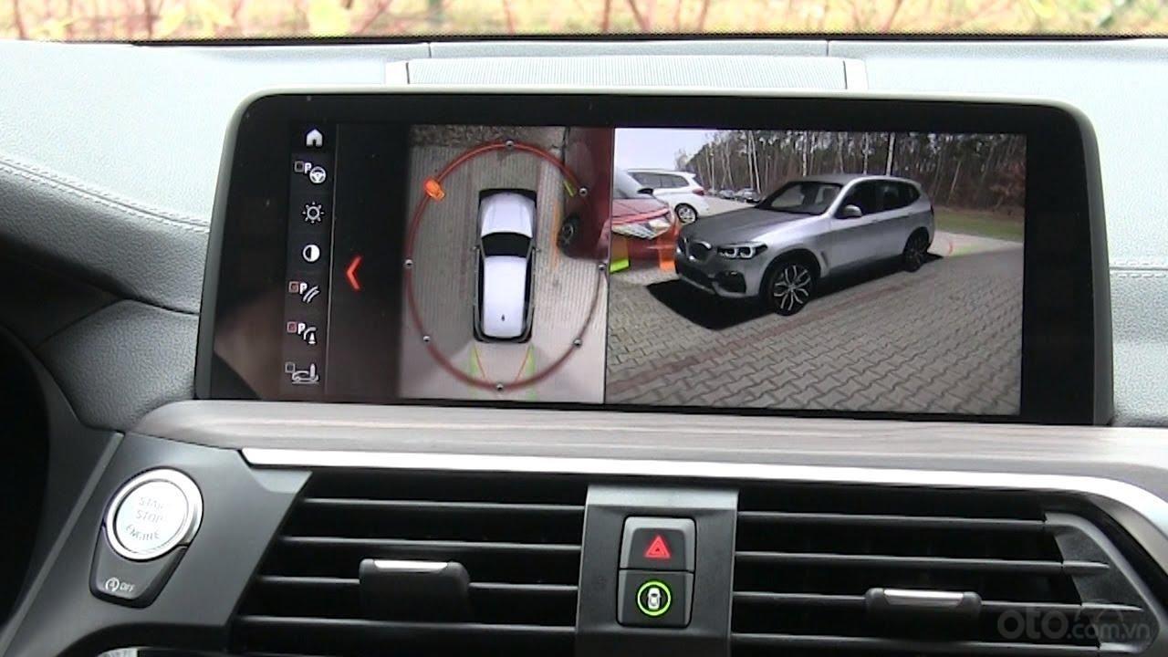 BMW triệu hồi xe lỗi camera chiếu hậu