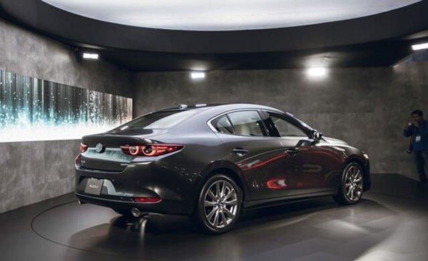 Giá xe Mazda 3 cập nhật mới nhất 2019