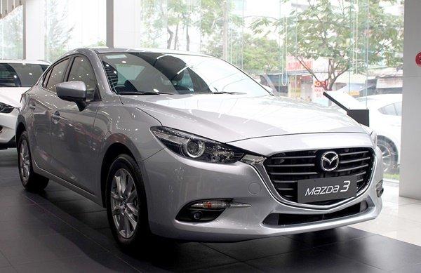 Mazda 3 - mẫu xe hạng C bán chạy nhất phân khúc
