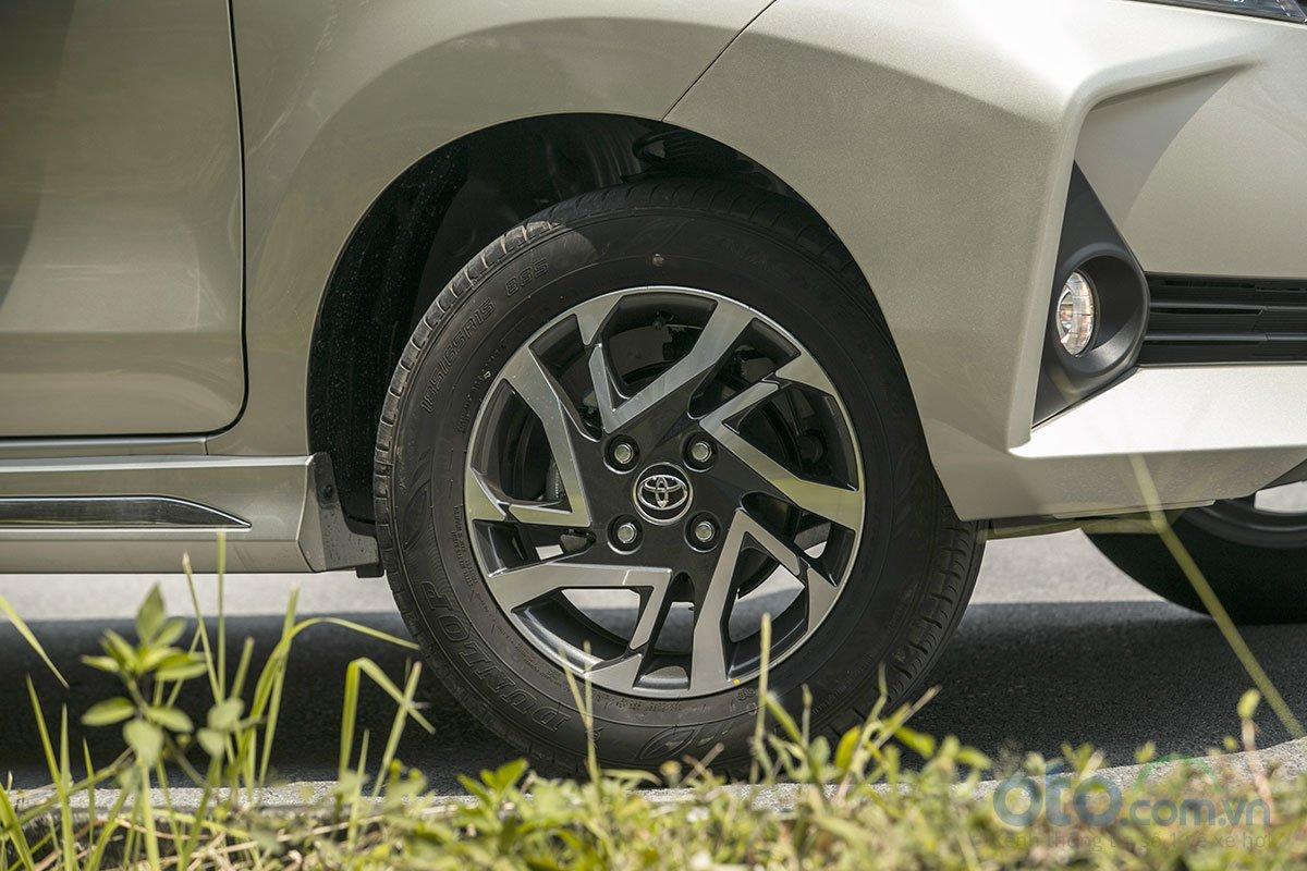 Thiết kế mâm xe Toyota Avanza 2019 1