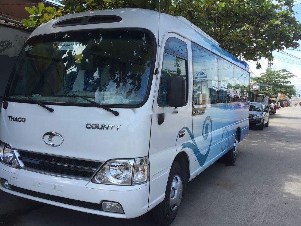 Cần bán lại xe Hyundai County MT 2016, 835tr (1)