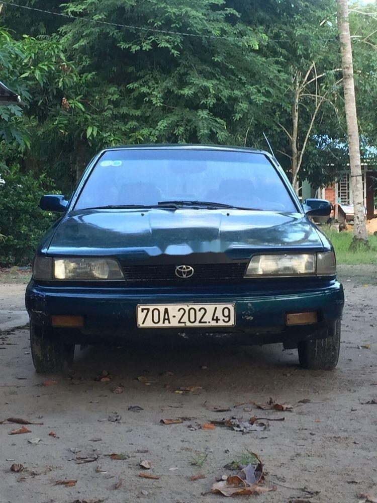 Bán Toyota Camry đời 1989 xe gia đình, giá 70tr (8)