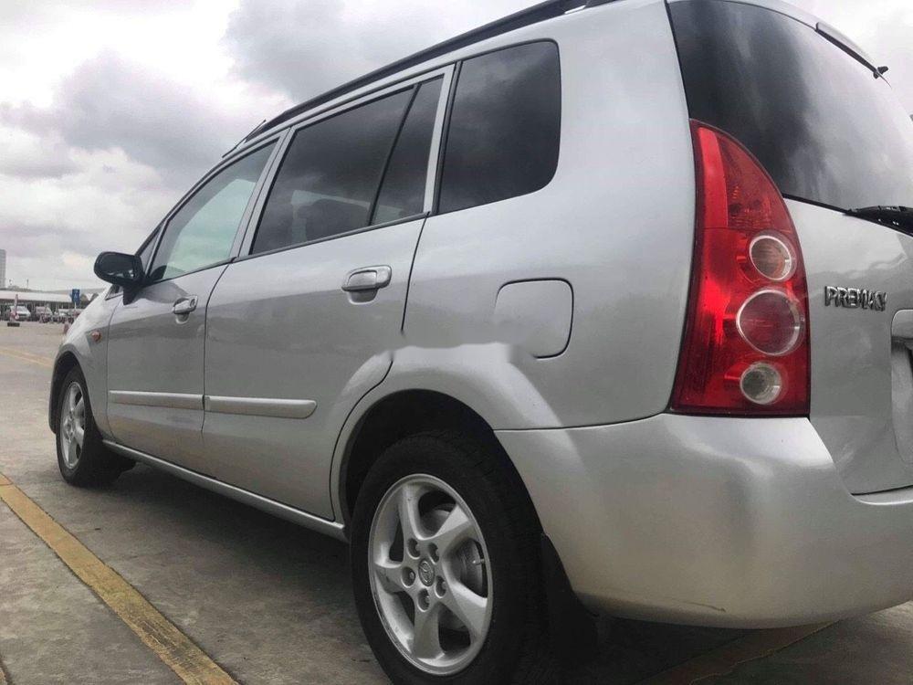 Cần bán gấp Mazda Premacy năm 2005, màu bạc số tự động (7)
