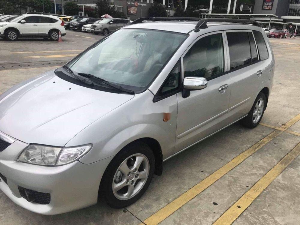 Cần bán gấp Mazda Premacy năm 2005, màu bạc số tự động (5)