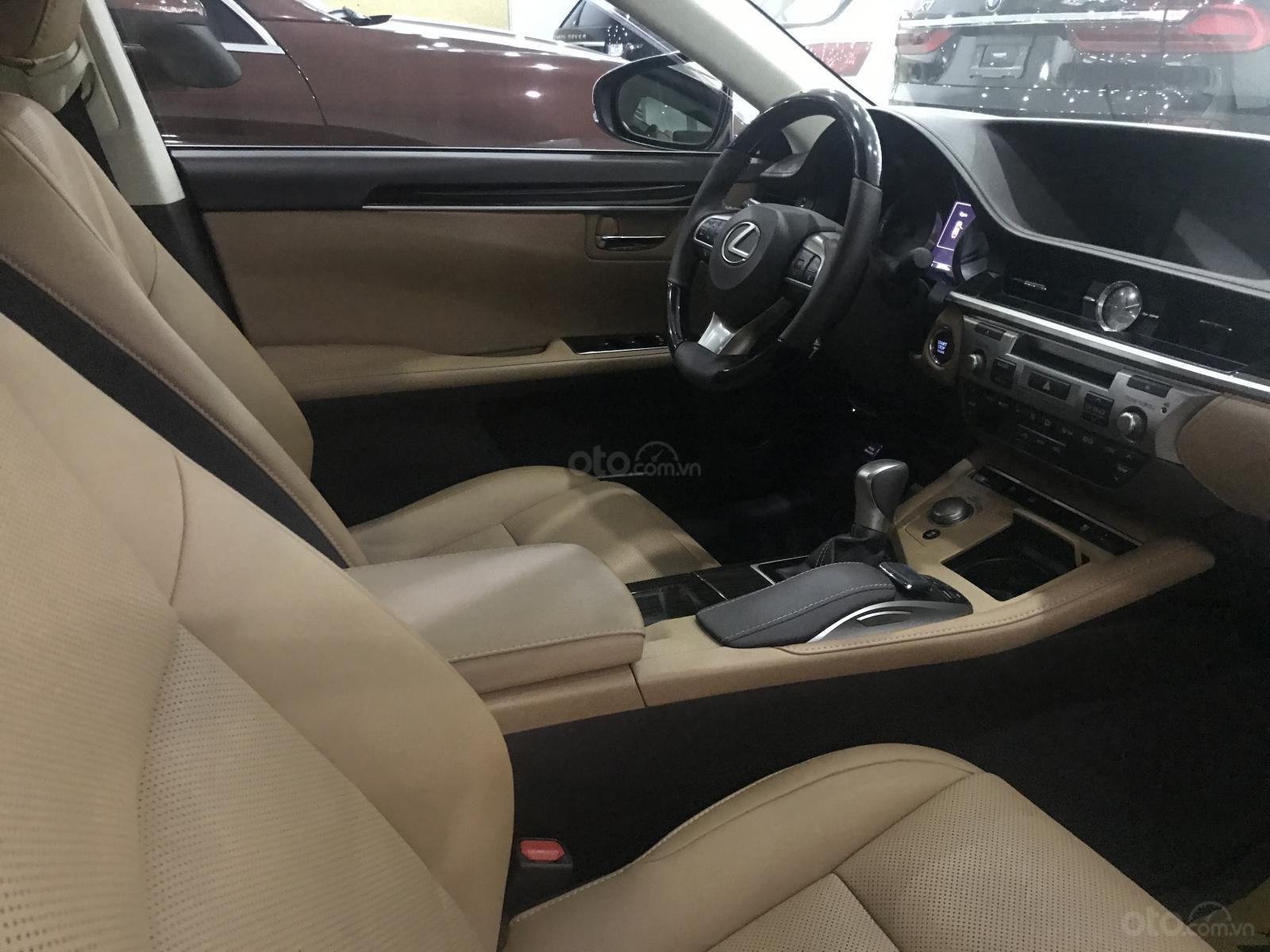 Bán ô tô Lexus ES 250 2017, màu trắng, nhập khẩu nguyên chiếc (8)