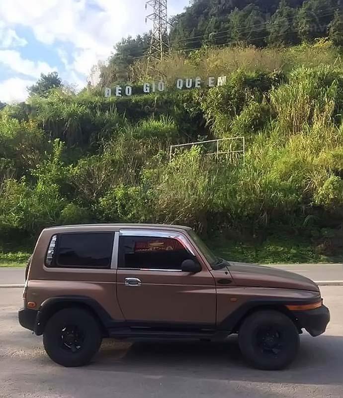 Bán Ssangyong Korando TX-5 4x2 MT 2003, nhập khẩu (2)
