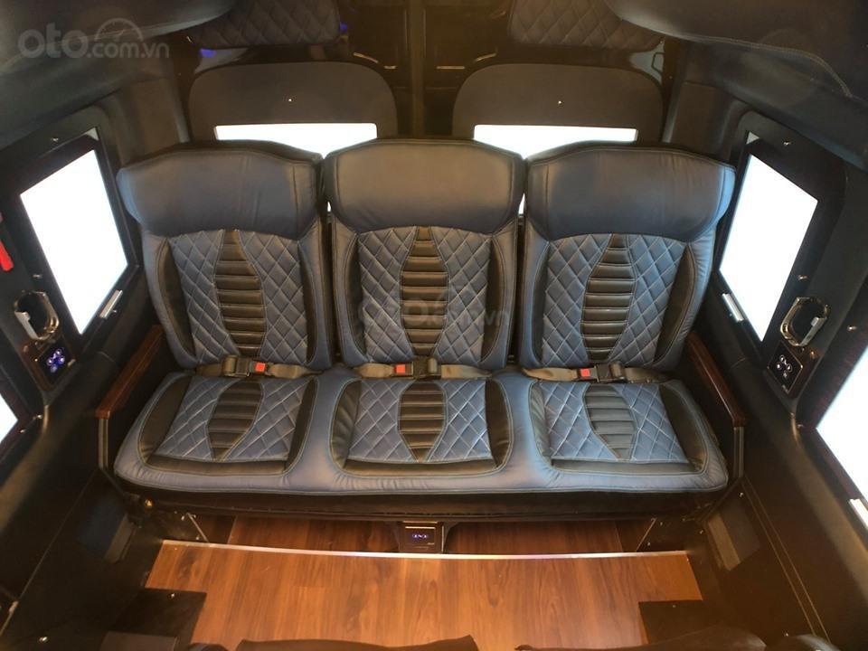 Bán Solati iRICH - Limousine chuẩn mới thế giới do Việt Nam sản xuất (3)