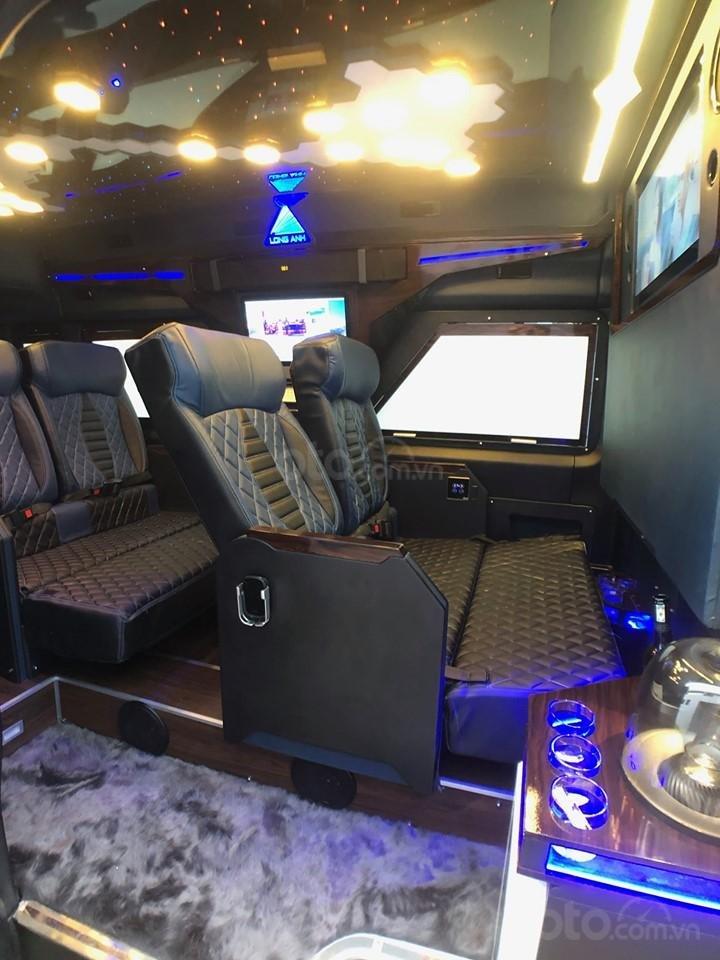 Bán Solati iRICH - Limousine chuẩn mới thế giới do Việt Nam sản xuất (6)