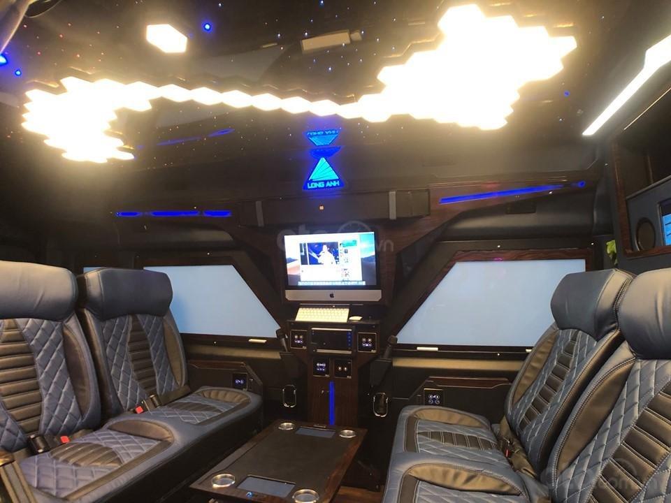Bán Solati iRICH - Limousine chuẩn mới thế giới do Việt Nam sản xuất (11)
