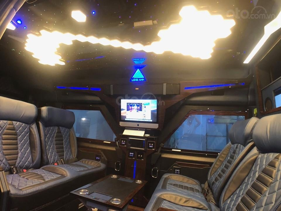 Bán Solati iRICH - Limousine chuẩn mới thế giới do Việt Nam sản xuất (12)