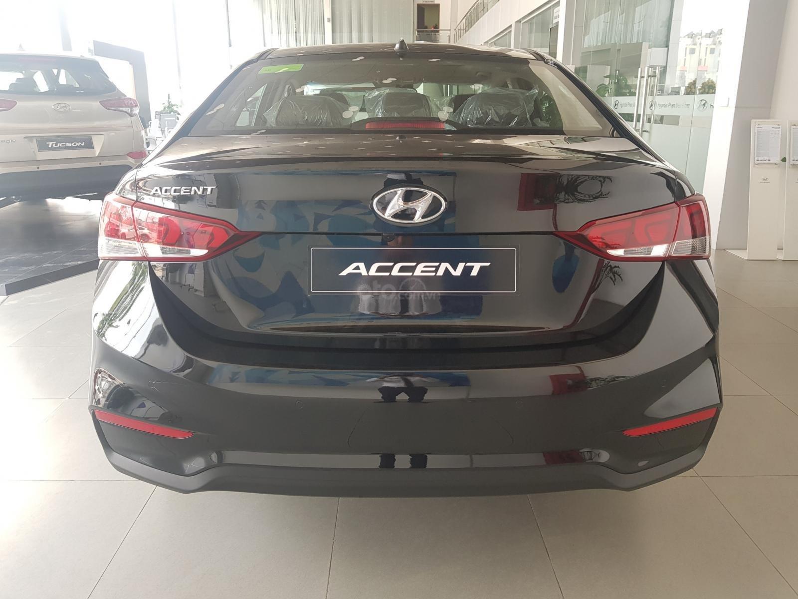 Bán Hyundai Accent 1.4 AT đặc biệt mới 2019, màu đen, xe sẵn đủ màu giao ngay (3)