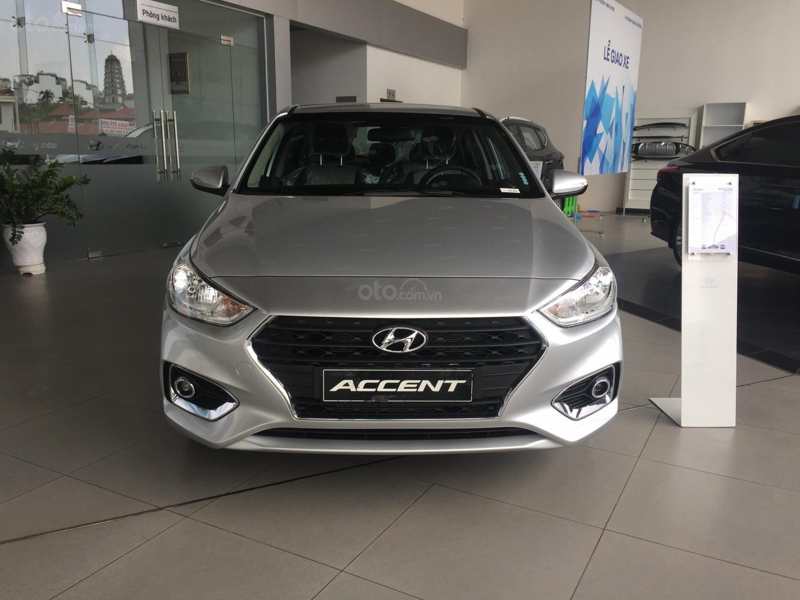 Bán Hyundai Accent 1.4 MT tiêu chuẩn mới 2019, đủ màu giao ngay (1)