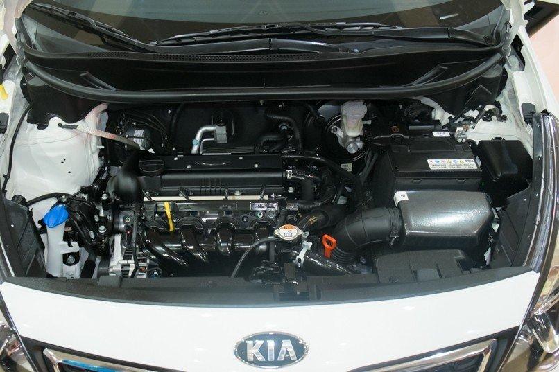 Động cơ xe được đánh giá là ổn định