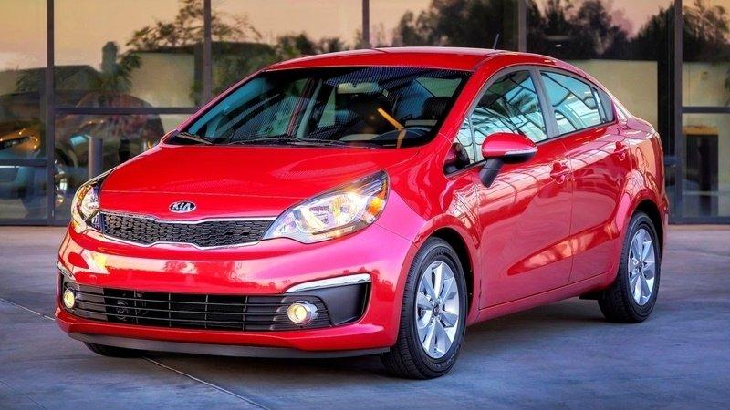 Kia Rio được khách hàng đánh giá cao