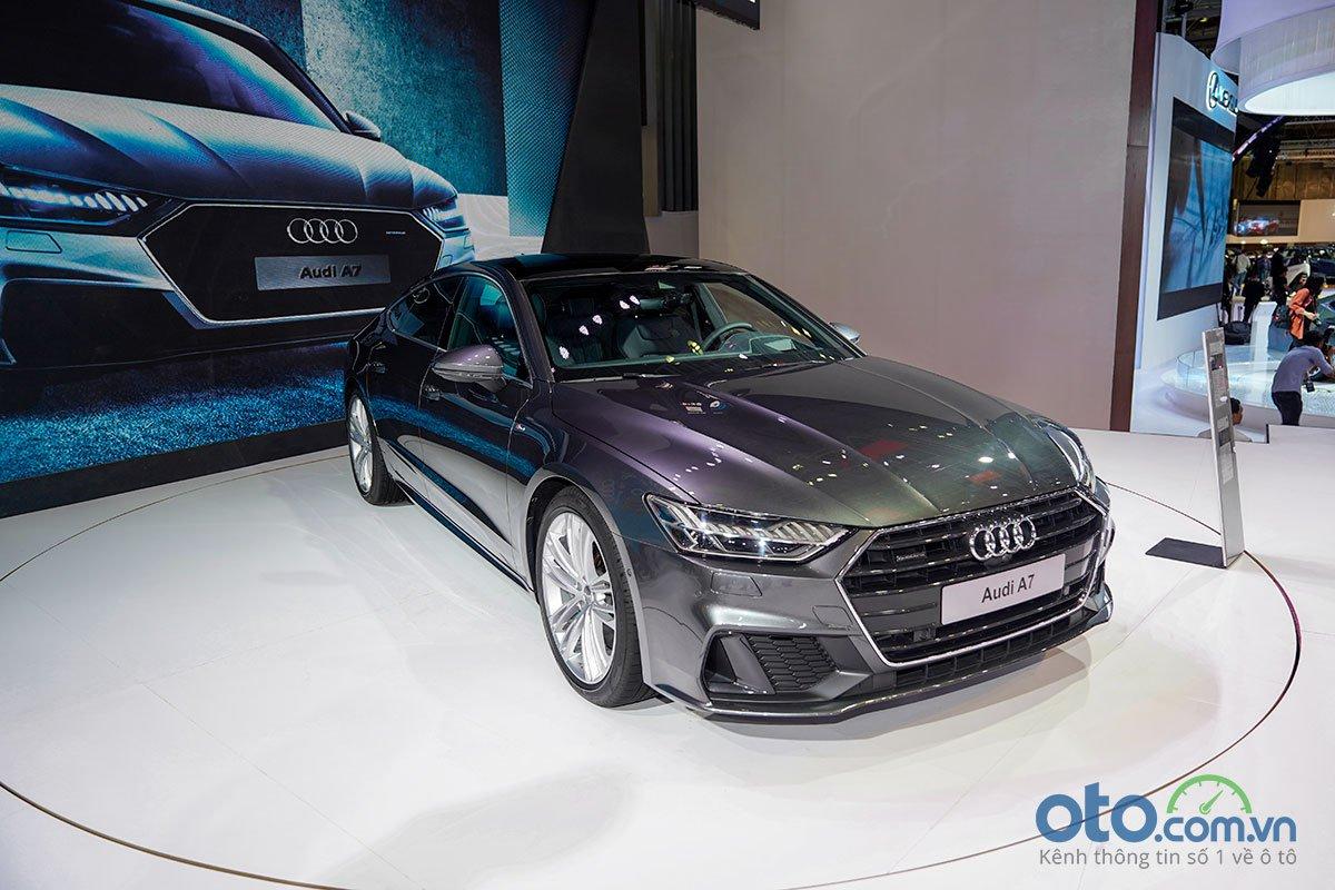 Audi A7 Sportback xuất hiện tại VMS 2018.