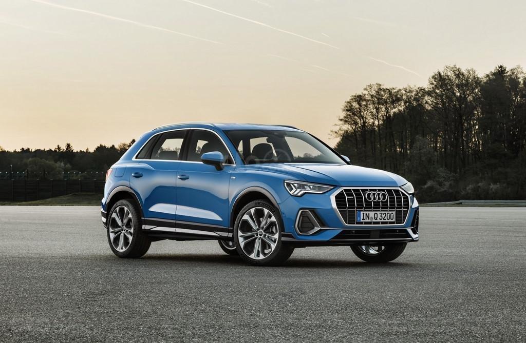 Audi Q3 2019 sẽ góp mặt tại VMS 2019.