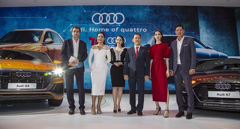 Dàn sao nổi bật của Audi