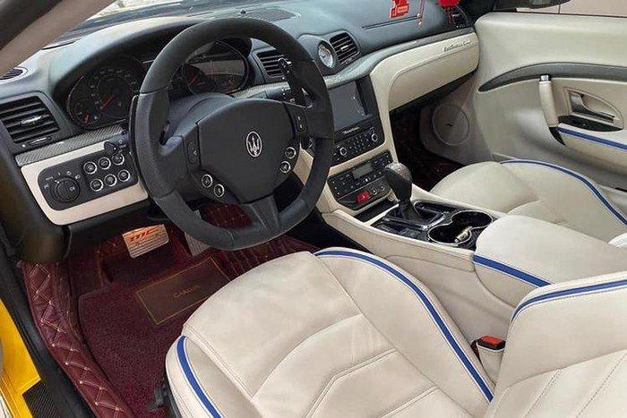 Siêu xe Maserati GranTurismo thể thao chào bán chỉ 7,9 tỷ tại Hà Nội.